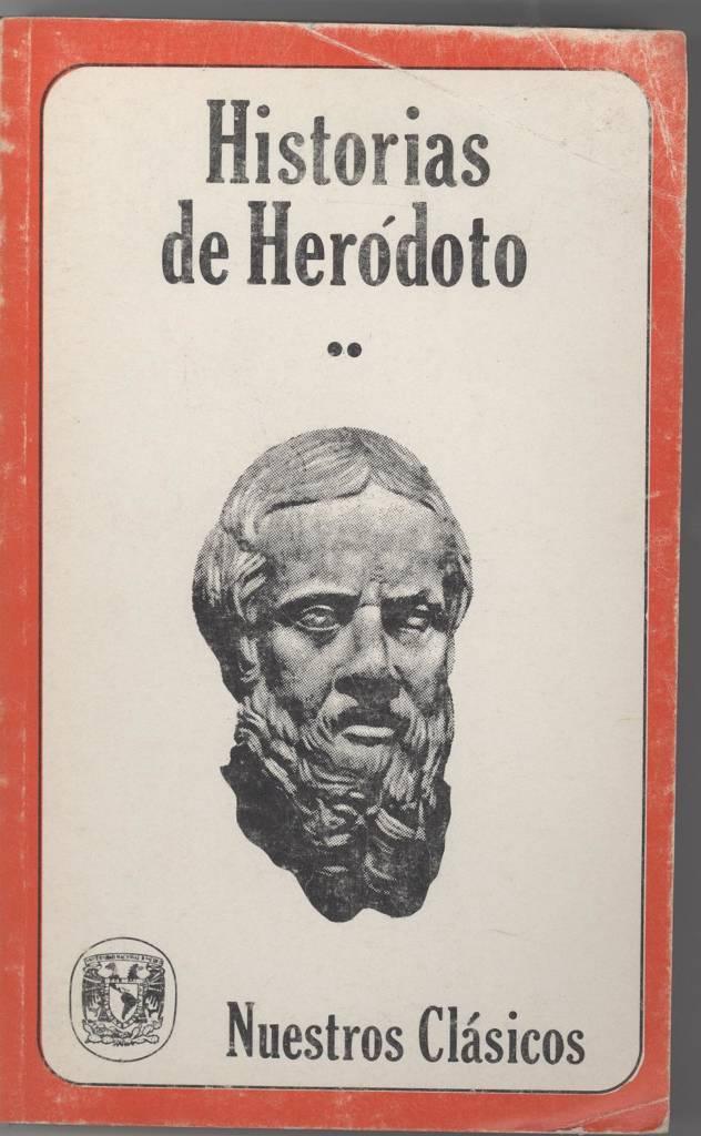 Historias Herodoto II